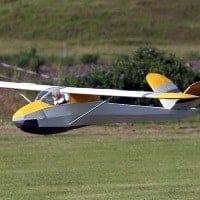 ka 3 scale model glider