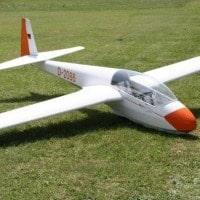 schleicher ask13 glider sailplane