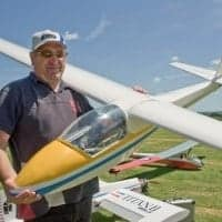schleicher ask18 scale glider sailplane
