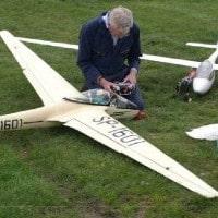 john watkins jaskolka rc model glider