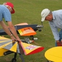 RC Glider Towing - Tug Tow Planes