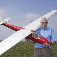 cliff charlesworth k8 scale model glider