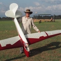 jilles smits pws 101 model glider for rc