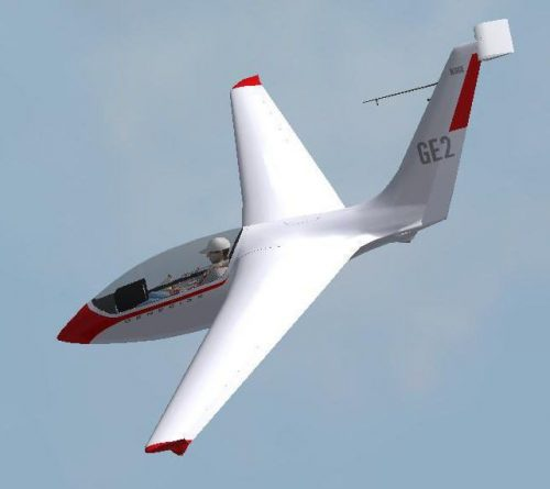 Jilles Smits short kit plan GenesisII racing sailplane