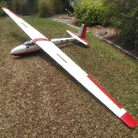 lcs jilles smits k8 scale glider