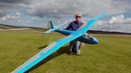 lcs chris williams kirby gull sailplane